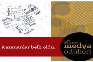 Türk Diasporası Medya Ödülleri Yarışması'nın kazananları belli oldu
