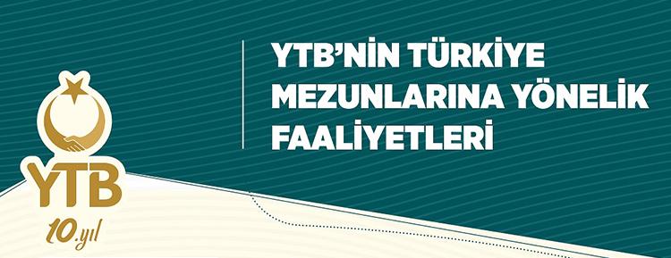 YTB, 2020 Yılında Türkiye Mezunları ve Uluslararası Öğrencilere Online Eğitimle Mali Destek Sağladı