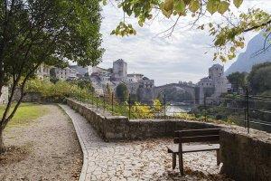 Bosna Hersek'in Mostar şehrinde 12 yıl sonra seçim yapılacak