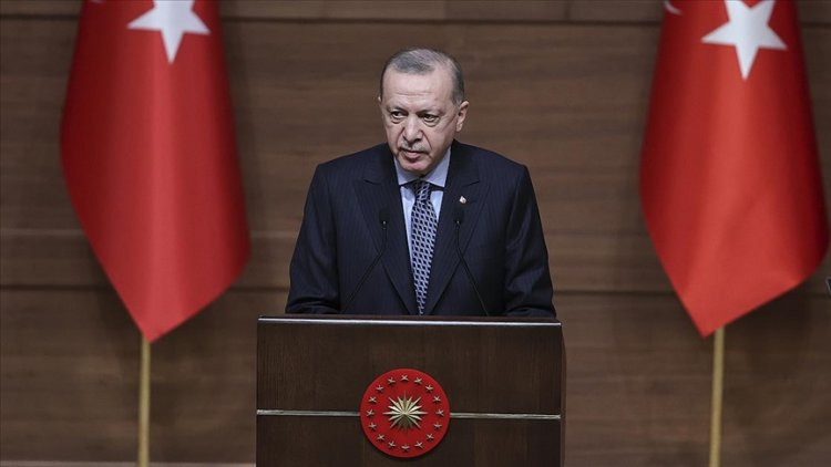 Erdoğan: Kendilerini hukukun üzerinde gören sosyal medya şirketlerinin baskılarına boyun eğmeyeceğiz