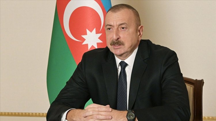 Aliyev, Ermenistan'ın verdiği hasarı hesaplamaya başladıklarını açıkladı