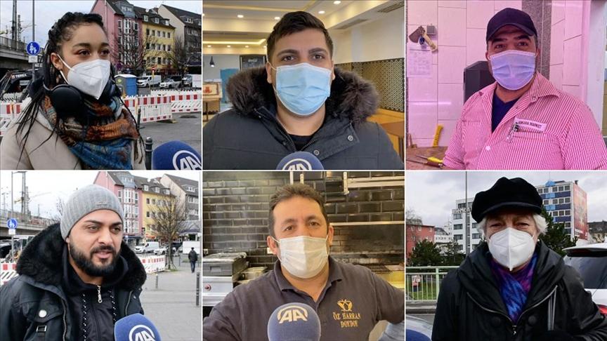 Avrupalılar hem şüphe hem de umutla Kovid-19'a karşı aşı sırasını bekliyor