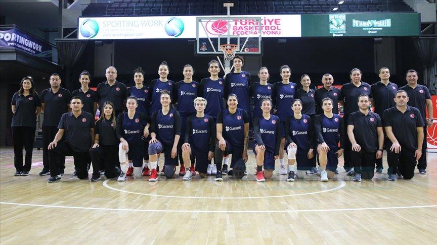 Türkiye, FIBA 2021 Kadınlar Avrupa Şampiyonası'na katılma hakkı elde etti