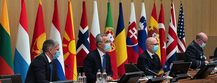 NATO, Gara'da 13 Türk vatandaşının şehit edilmesini kınadı