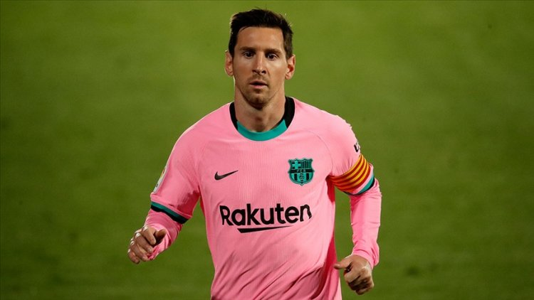 Barcelona'nın Cadiz ile berabere kaldığı maçta Messi'den rekor