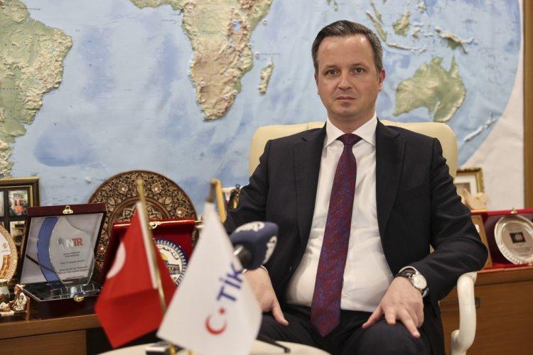 TİKA Başkanı Serkan, ''Bugüne kadar 600'ün üzerinde medya mensubuna AA araçılığıyla eğitim verdik''