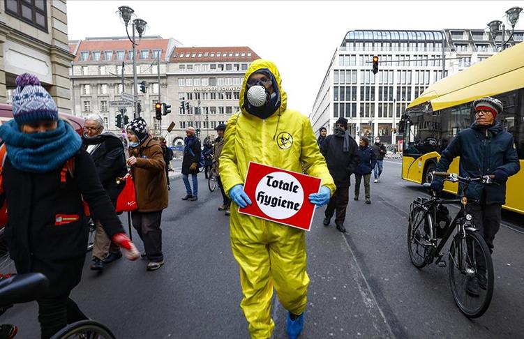Almanya, Virüs salgını nedeniyle Çekya ve Avusturya sınırlarında kontrol uygulaması berekli