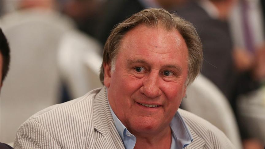 Fransız aktör Depardieu'e 'taciz'den soruşturma açıldı