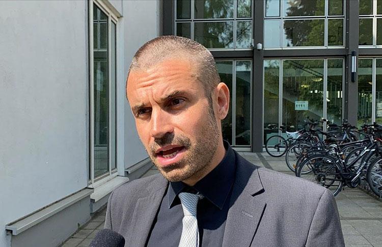 Anayasa ve İnsan Hakları Avrupa Merkezinin avukatlarından Kroker: Esed rejiminin suçu tescillendi