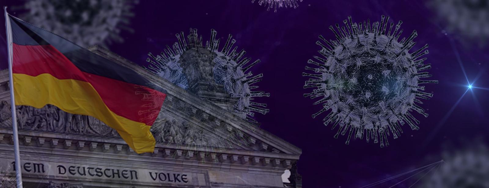 Almanya 1-5 Nisan tarihlerinde tam kapanma kararı aldı