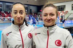 Milli badmintonculardan Polonya'da altın madalya