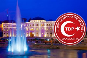 TDP Üsküp Şubesi yeni yönetimini seçti