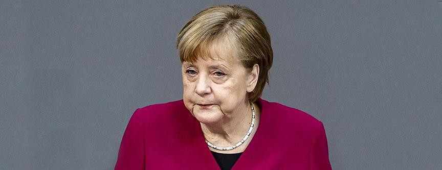 Almanya Başbakanı Merkel: tedbirlere uymaya çağırarak, 'Virüsü birlikte yeneceğiz'
