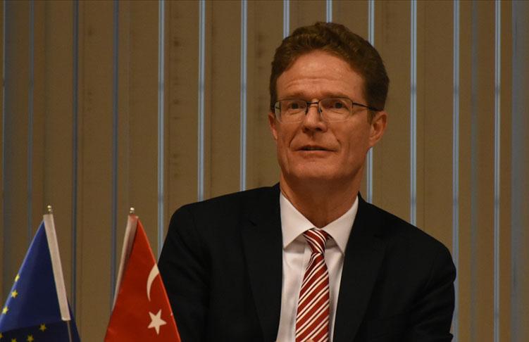 AB Türkiye Delegasyonu Başkanı Büyükelçi Nikolaus: Türkiye'nin çok etkileyici bir sağlık sistemi var