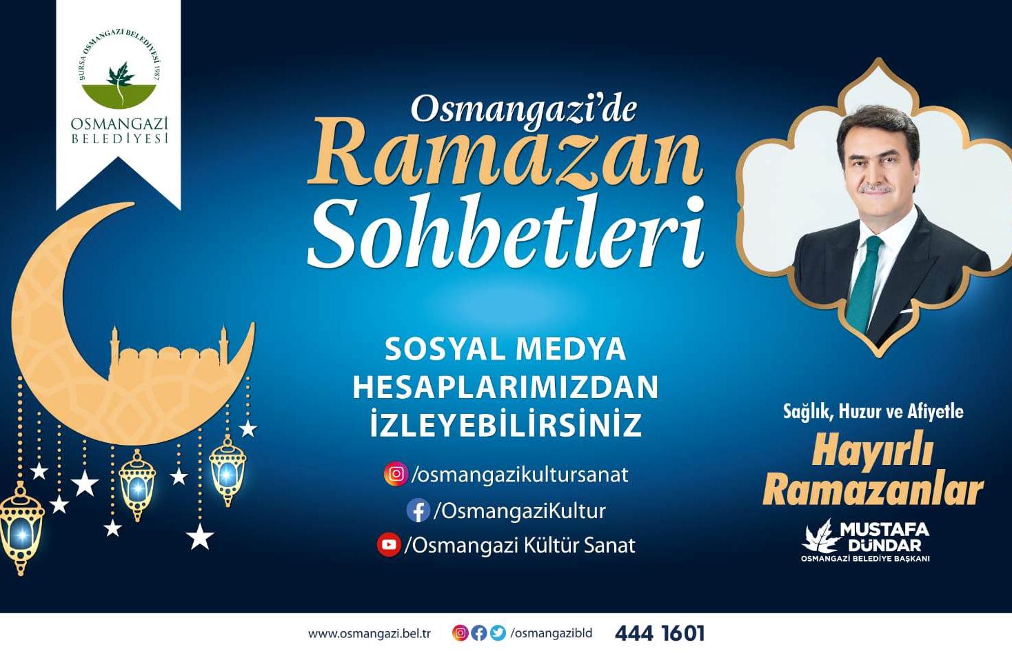 Ramazan'ın Manevi Havası Evleri Saracak