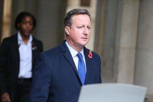 İngiliz hükümeti eski Başbakan Cameron'a soruşturma  açıldı