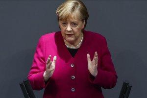 Almanya'da Bakanlar Kurulu, virüs tedbirlerinin sertleştirilmesine ilişkin yasa tasarısını onayladı