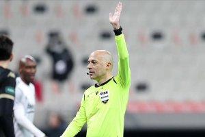Cüneyt Çakır UEFA Avrupa Ligi'nde önemli maçları yönetecek