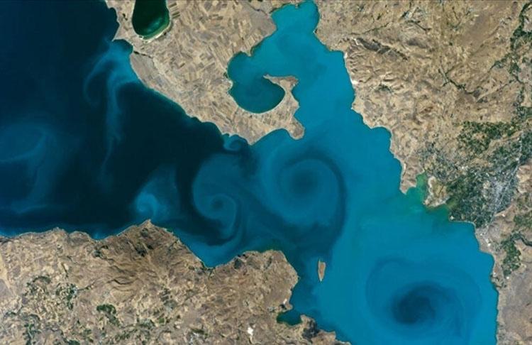 NASA Dünya Gözlem Turnuvası Editörü Carlowicz: 'Van Gölü kazanacağını biliyordum