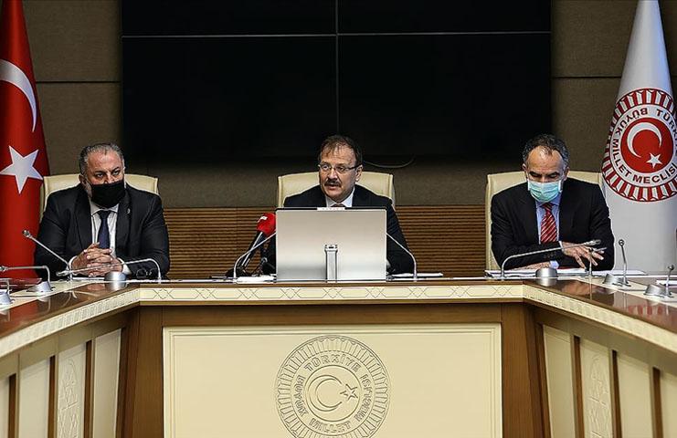 TBMM Komisyon Başkanı Çavuşoğlu Ermenistan'ın Karabağ Savaşı'ndaki hak ihlalleri raporunu kabul etti