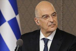 Yunanistan Dışişleri Bakanı Dendias'ın Türk kimliğini inkarı