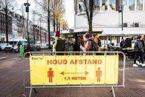 Hollanda'da 3 aydır süren sokağa çıkma sona erdi