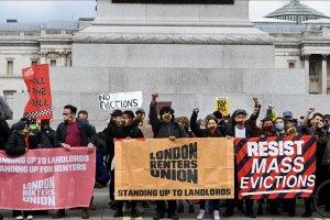 İngiltere'de polise yetki veren yasa tasarısı tebki çekti