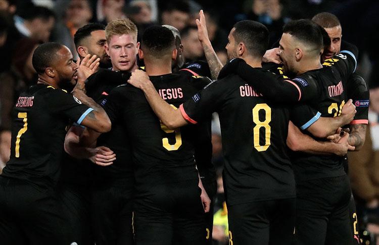 Manchester City, şampiyonluğa yaklaştı