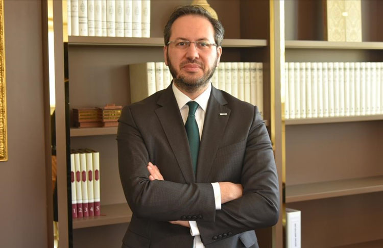 İTMG Genel Sekreteri Altaş: Fransa'da Müslümanlar üzerinden oluşan atmosfer endişe verici