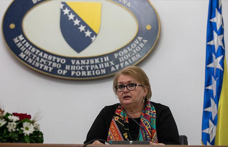 Bosna Hersek Dışişleri Bakanı Turkovic: Türkiye'nin bölgede yapıcı ve sağlayıcı bir rolü var
