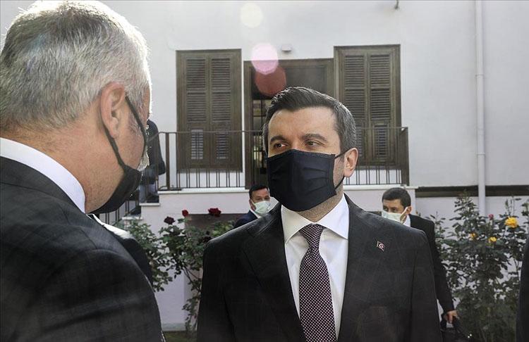 Dışişleri Bakan Yardımcısı Kıran Selanik'i ziyaret etti