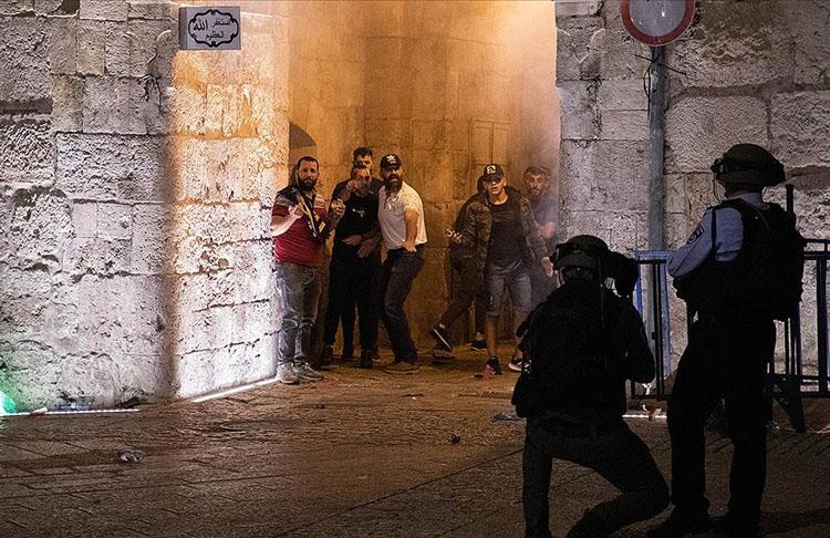 İzetbegoviç: Doğu Kudüs'teki Filistinlilere yönelik medeniyet değerlerine yapılan bir saldırı
