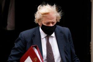 İngiltere Başbakanı Johnson, İsrail ve Filistin'e 'acilen gerilim düşürülsün'