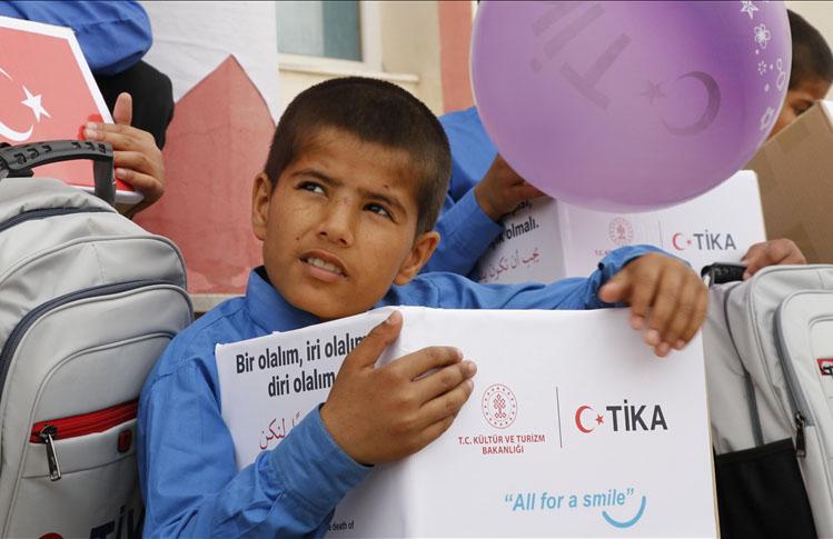 TİKA, 'Erenler Sofrası' ile 82 ülkeden yaklaşık 1 milyon kişiye Türkiye'nin sıcak elini uzattı