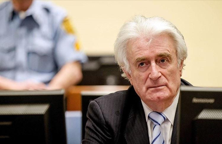 Bosna kasabı Karadzic cezasının kalanını İngiltere'de çekmek istemiyor