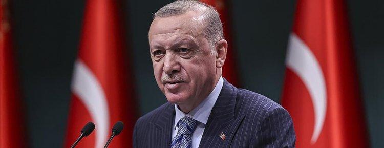Cumhurbaşkanı Erdoğan: Türkiye güçlendikçe gençlerimize daha çok fırsat vereceğiz