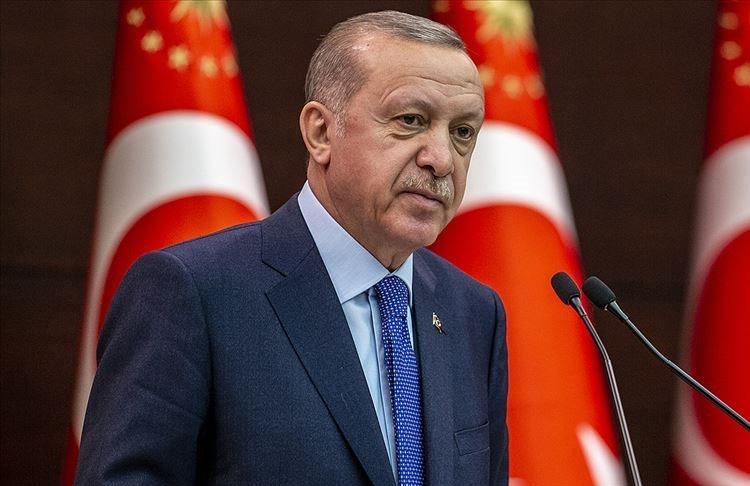 Cumhurbaşkanı Erdoğan'ın 'doğal gaz