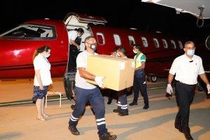 Türkiye KKTC'ye 190 bin doz aşı gönderdi