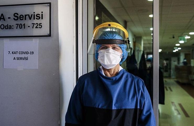 Türkiye'de son 24 saatte 6609 kişinin testi pozitif çıktı