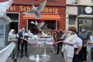 NSU terör örgütünün saldırısının 17. yılında Köln'de anma töreni düzenlendi