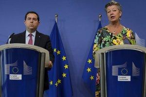Yunanistan ile AB arasında Türkiye sınırındaki 'ses topu' anlaşmazlığı