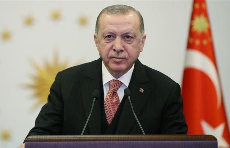 Erdoğan'dan şehit öğretmen Aybüke Yalçın'la ilgili paylaşım