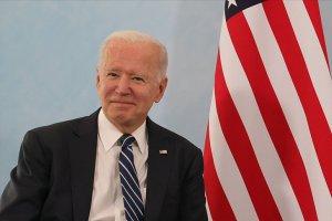ABD Başkanı Biden Avrupa'nın 'yanınızdayız'