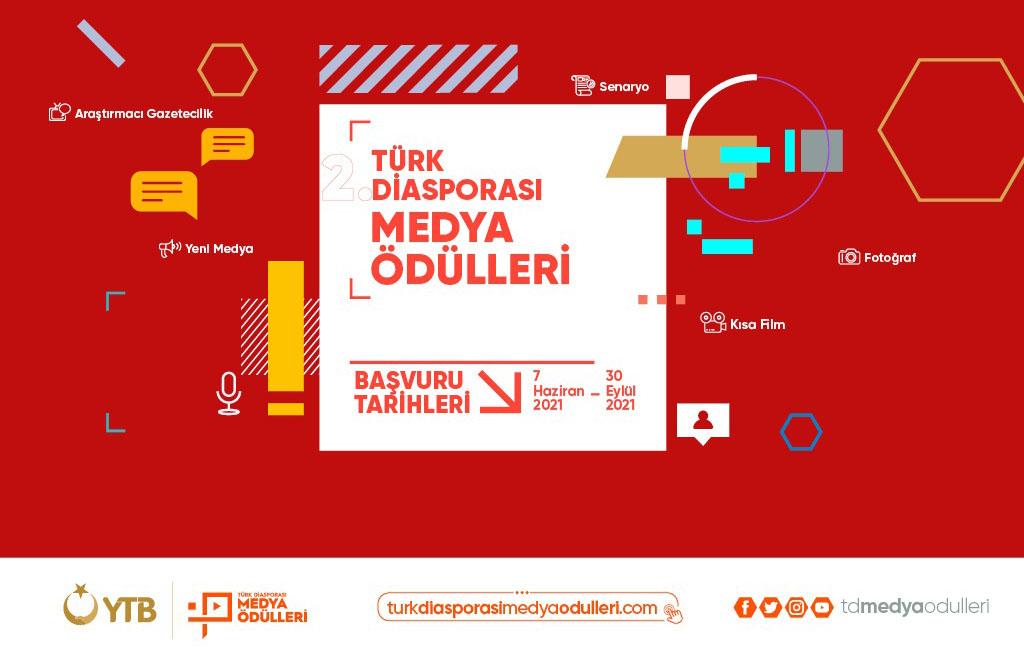 YTB'den Yurt Dışındaki İletişimciler İçin ''Türk Diasporası Medya Ödülleri'' Yarışması