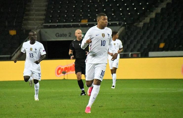 EURO 2020'de F Grubu'nda Almanya Fransa'ya 1-0 mağlup oldu