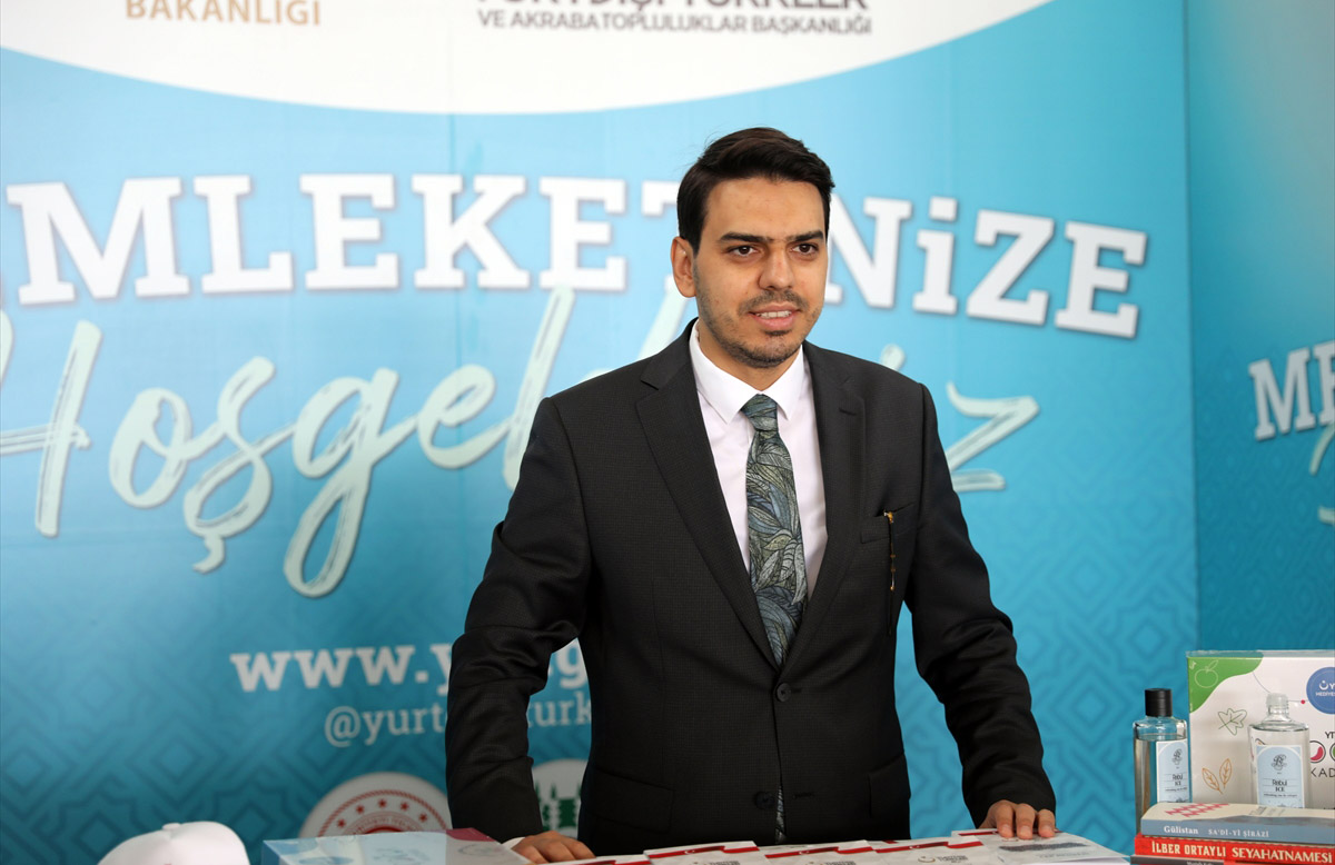 YTB Başkanı Eren, Avrupa'daki Türklerin bu yıl Türkiye'ye yoğun olarak gelmelerini bekliyoruz