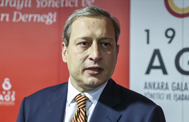 Burak Elmas bin 541 oyla Galatasaray'ın başkanı oldu
