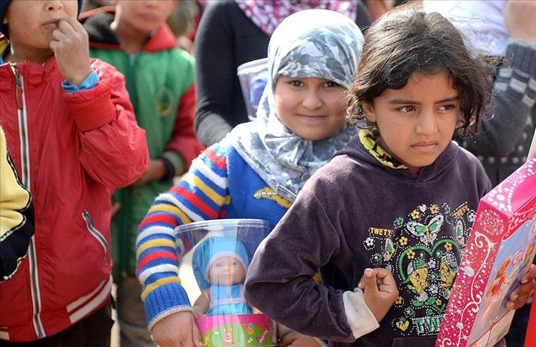 Türkiye'nin göçmen politikası dünyaya örnek oluyor