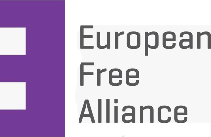 Yunanistan'da dernekleşme özgürlüğüne karşı yapılan haksızlıklara Avrupa Hür İttifakı'ndan tepki