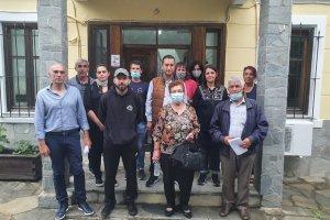 Yassıköy Belediye Başkanı Av. Önder Mümin, kültür dernekleriyle bir araya geldi